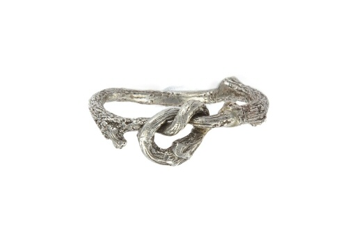 Twig Knot Ring